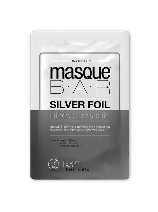 Masque Bar - Silver Foil Sheet Mask -kasvonaamio - NOCOL | Stockmann - photo 1