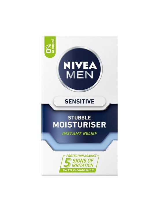 NIVEA MEN - Sensitive Stubble Moisturiser -kasvogeeli 50 ml - NOCOL | Stockmann - photo 1
