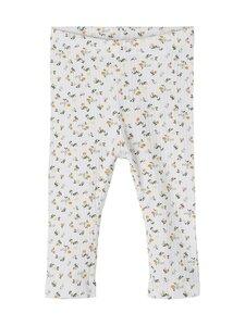 Name It - NbfJanice-leggingsit - BRIGHT WHITE | Stockmann