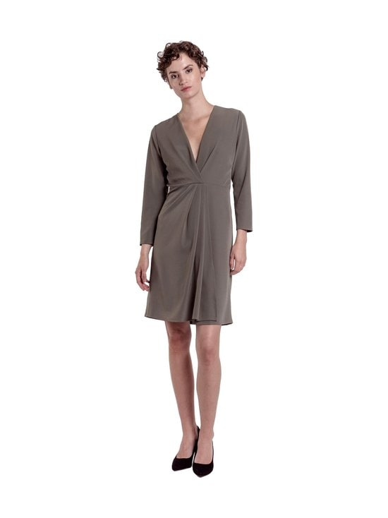 Katri Niskanen - Saga-mekko - KHAKI | Stockmann - photo 1