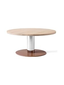 &tradition - Mezcla JH20 -pöytä 80 x 40 cm - OAK / CHROME / CLAY | Stockmann