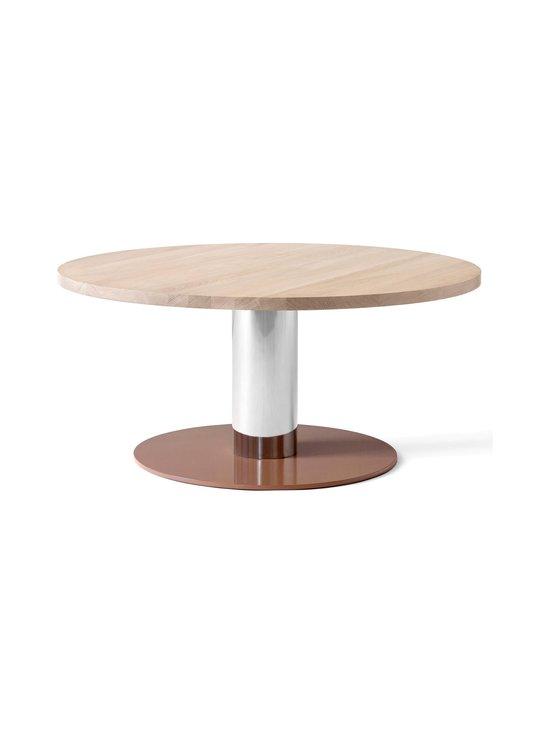 &tradition - Mezcla JH20 -pöytä 80 x 40 cm - OAK / CHROME / CLAY | Stockmann - photo 1