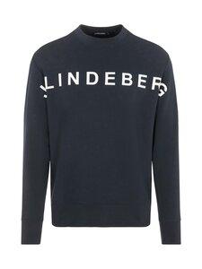 J.Lindeberg - Jamie Logo -collegepaita - 6855 JL NAVY | Stockmann