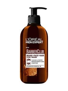 L'ORÉAL MEN EXPERT - Barber Club 3-In-1 -pesuaine 200 ml | Stockmann