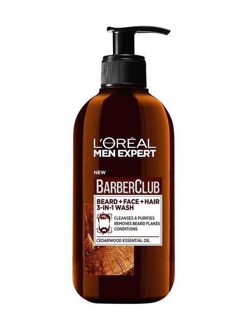 Barber Club 3-In-1 -pesuaine 200 ml