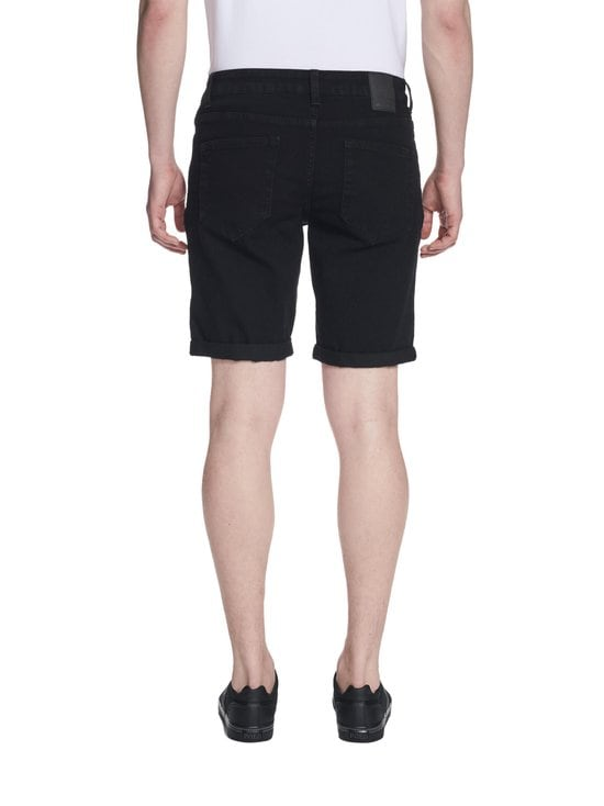 Only & Sons - OnsPly-farkkushortsit - BLACK DENIM | Stockmann - photo 2