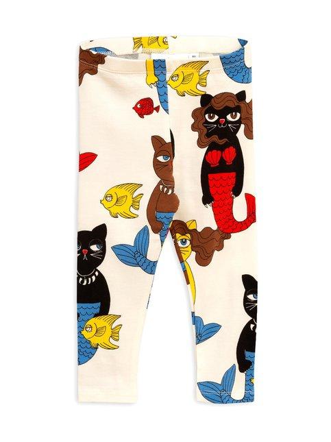 Cat Mermaid -leggingsit