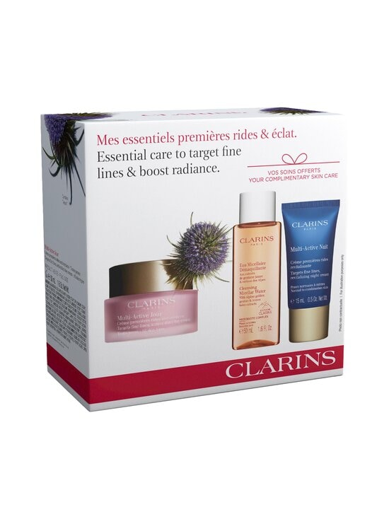 Clarins - Multi Active -ihonhoitopakkaus - NOCOL | Stockmann - photo 1