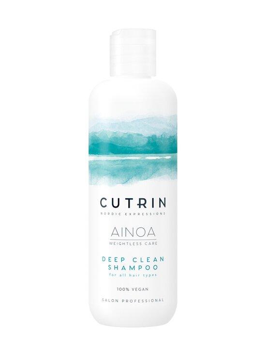 Cutrin - Ainoa Deep Clean Shampoo -shampoo 300 ml - NOCOL | Stockmann - photo 1