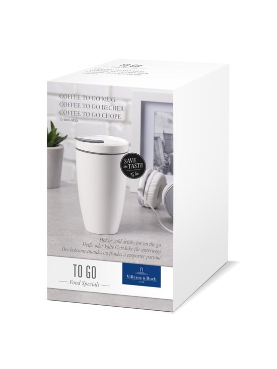 Villeroy & Boch - To Go -matkamuki 0,35 l - WHITE | Stockmann - photo 3