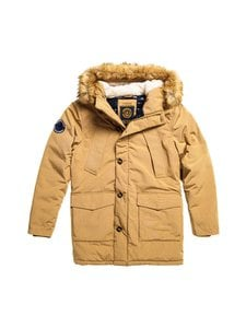 Superdry - Everest Parka -takki - CJM CLASSIC TAN | Stockmann