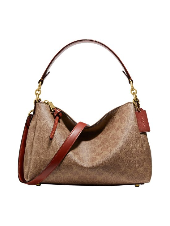 Coach - Shay Crossbody in Signature Canvas -laukku - B4/TAN RUST | Stockmann - photo 1