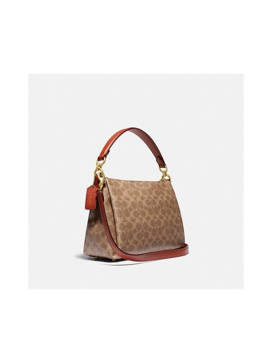 Coach - Shay Crossbody in Signature Canvas -laukku - B4/TAN RUST | Stockmann - photo 2