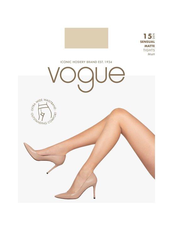 Vogue - Sensual Matte 15 den -sukkahousut - NATURAL | Stockmann - photo 1