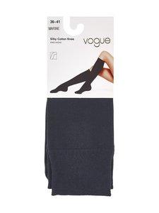 Vogue - Silky Cotton -polvisukat - MARINE   Stockmann