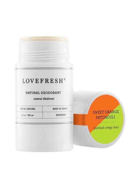 Sweet Orange Patchouli Deodorant Stick -deodorantti 106 ml