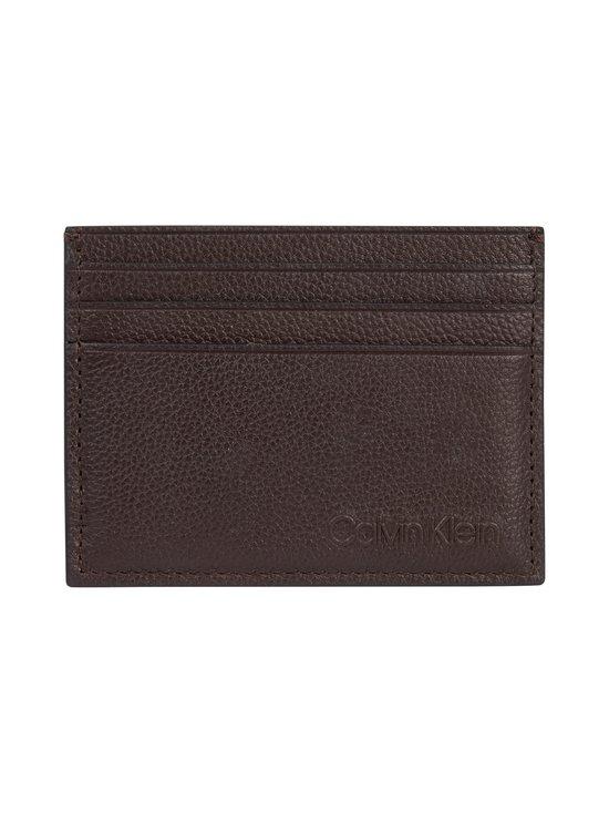 Calvin Klein Bags & Accessories - Korttikotelo - BAR DARK BROWN | Stockmann - photo 2
