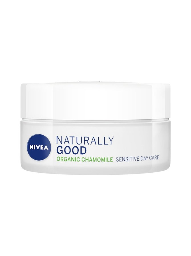 Naturally Good Sensitive Day Care -päivävoide 50 ml