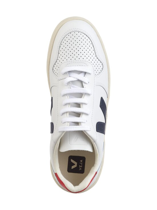 VEJA - V-10 Leather -nahkatennarit - EXTRA-WHITE NAUTICO PEKIN | Stockmann - photo 2