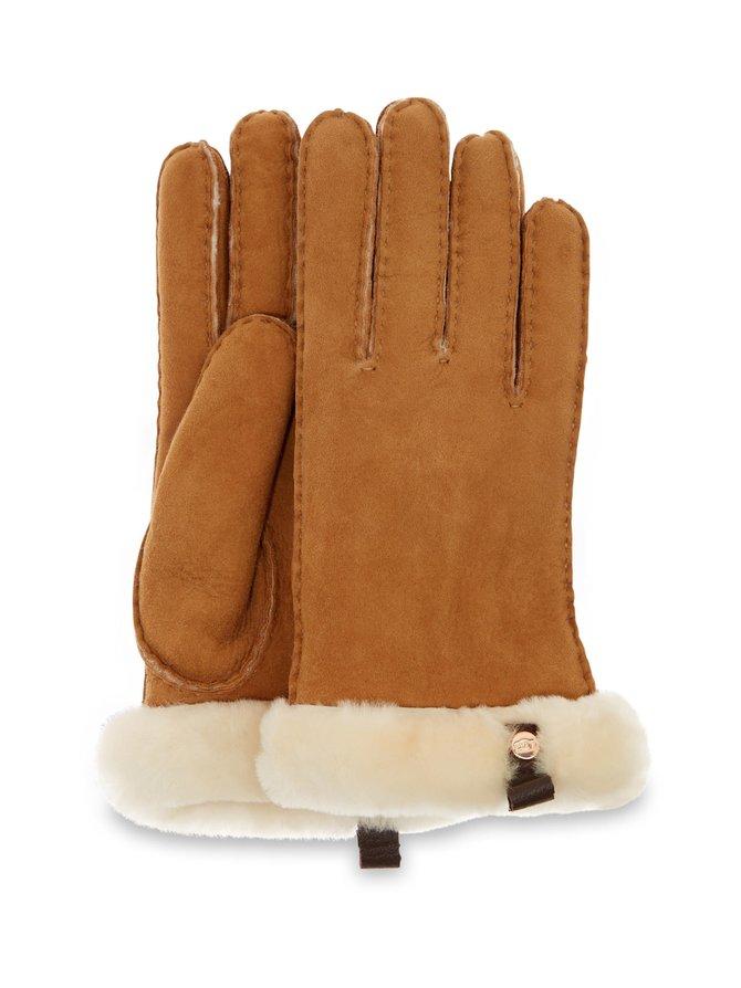 W Shorty Glove -nahkakäsineet