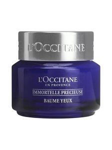 Loccitane - Immortelle Precious Eye Balm -silmänympärysvoide 15 ml - null | Stockmann