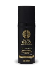 Natura Siberica - Bear Power Anti-Wrinkle Face Cream for Men -kasvovoide 50 ml - null | Stockmann