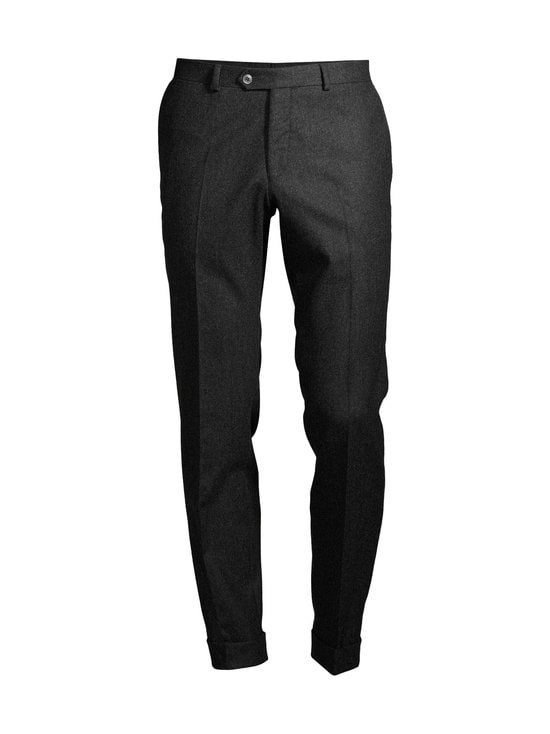 Oscar Jacobson - Dean Trousers -housut - 166 LIGHT GREY | Stockmann - photo 1