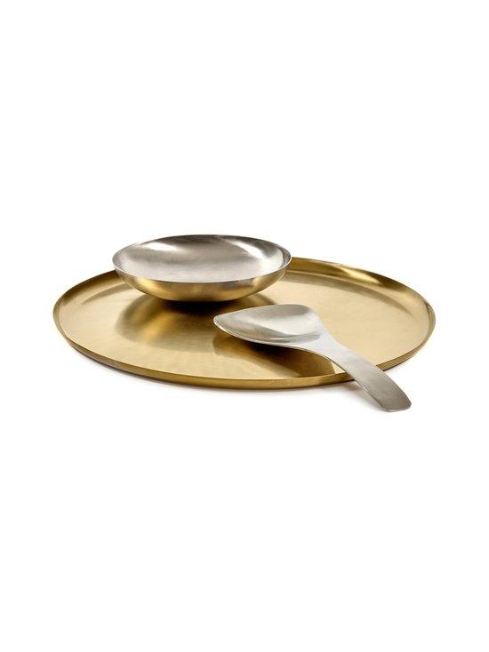Serax - Table Accessories Spoon Triangle L -tarjoilulusikka - STEEL | Stockmann - photo 2