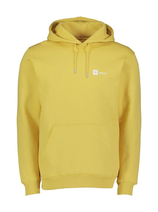 Makia - Dylan Hooded Sweatshirt -huppari - 230 OCHRE | Stockmann - photo 1