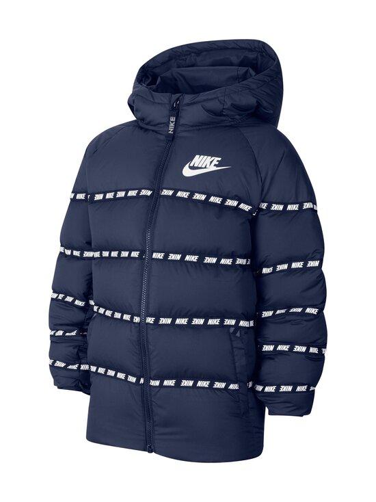 Nike - Sportswear-untuvatakki - MIDNIGHT NAVY/WHITE | Stockmann - photo 4