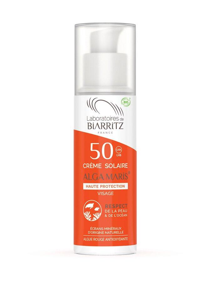 Face Sunscreen SPF 50 -aurinkosuojavoide kasvoille 50 ml