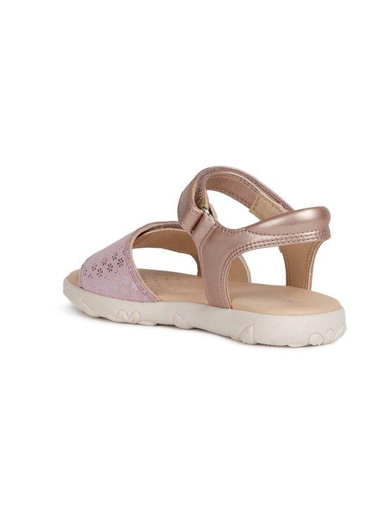Geox - Haiti Girl -sandaalit - C8011 PINK | Stockmann - photo 4