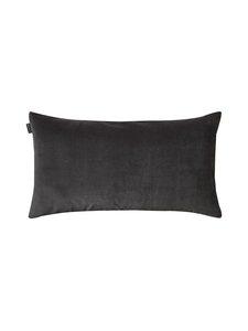 Linum - Paolo-tyynynpäällinen 40 x 60 cm - MUSTA | Stockmann