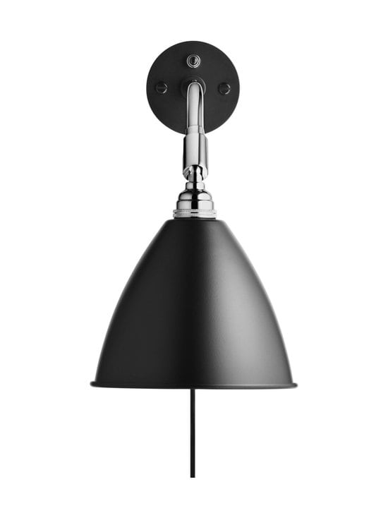 Gubi - Bestlite BL7 Wall Lamp -seinävalaisin - BLACK SEMI MATT | Stockmann - photo 1