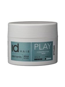 IdHair Elements Xclusive - PLAY Constructor Wax -hiusvaha 100 ml | Stockmann
