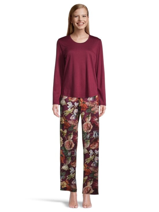 Essenza - Naomi Claire -pyjamahousut - CHERRY | Stockmann - photo 2