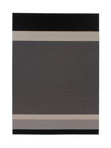 Woodnotes - Panorama-paperinarumatto - BLACK/LIGHT GREY (MUSTA/VAALEANHARMAA) | Stockmann