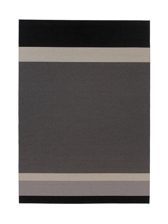 Woodnotes - Panorama-paperinarumatto - BLACK/LIGHT GREY (MUSTA/VAALEANHARMAA) | Stockmann - photo 1