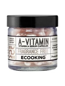 Ecooking - Vitamin A Serum in Capsules -kapselit 60 kaps./20 ml | Stockmann
