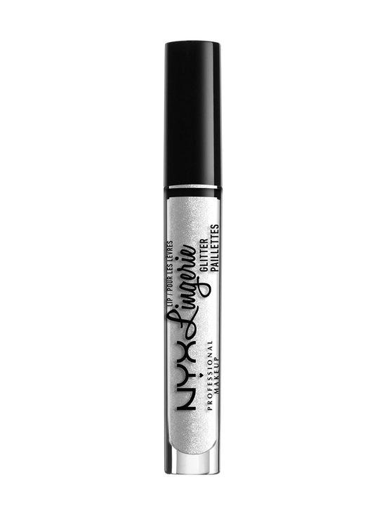 NYX Professional Makeup - Lip Lingerie Glitter -huulikiilto - 01 CLEAR | Stockmann - photo 1