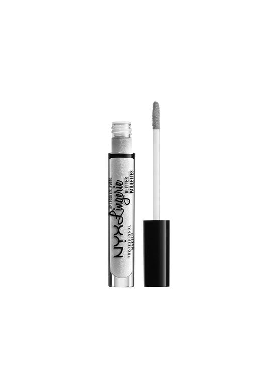 NYX Professional Makeup - Lip Lingerie Glitter -huulikiilto - 01 CLEAR | Stockmann - photo 3