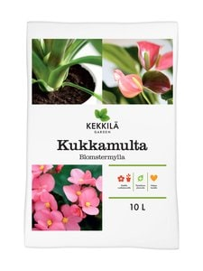 Kekkilä - Kukkamulta 10 l - null | Stockmann
