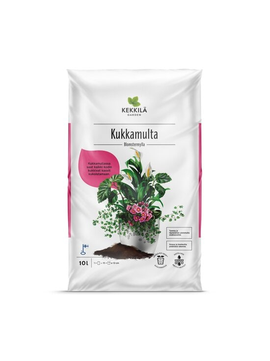 Kekkilä - Kukkamulta 10 l | Stockmann - photo 1