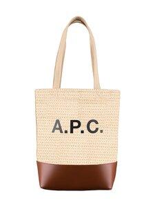 A.P.C - Axelle Small -laukku - CAD HAZELNUT | Stockmann