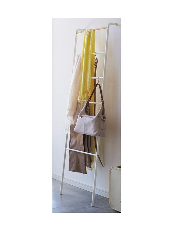 Yamazaki - Tower Ladder -vaateteline 160 x 45 x 24 cm - WHITE   Stockmann - photo 2