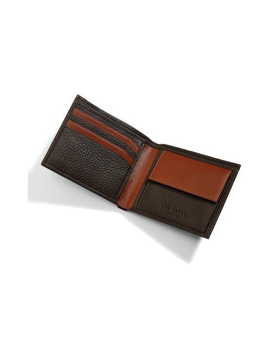 Ted Baker London - Carabas Leather Bifold -nahkalompakko - 22 XCHOCOLATE   Stockmann - photo 3