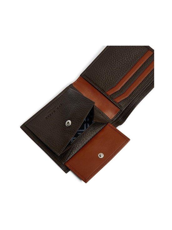 Ted Baker London - Carabas Leather Bifold -nahkalompakko - 22 XCHOCOLATE   Stockmann - photo 4