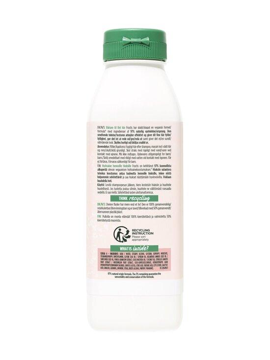 Garnier - Fructis Hair Food Hair Conditioner -hoitoaine hennoille hiuksille 350 ml - NOCOL   Stockmann - photo 2