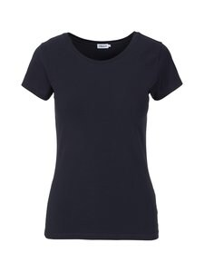 Filippa K - Fine Lycra T-Shirt -paita - 2830 NAVY   Stockmann