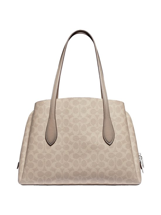 Coach - Lora Carryall In Signature Canvas -laukku - LH/SAND TAUPE | Stockmann - photo 3